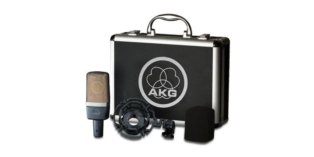 AKG C214 MALETA