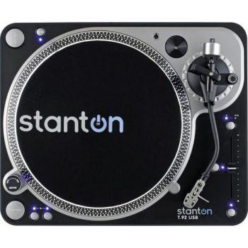 STANTON T92USB Giradiscos traccion directa USB T-92 USB