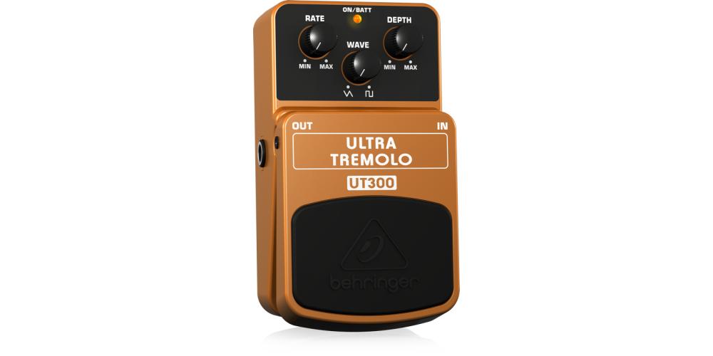 behringer UT300 pedal