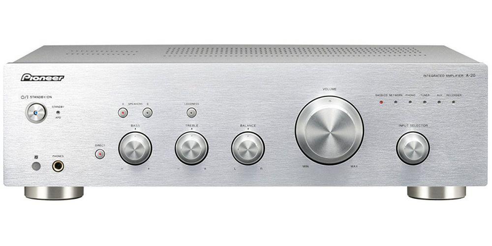 pioneer a20 silve amplificador