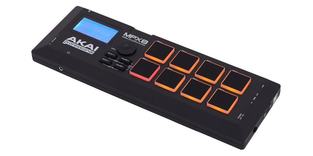 AKAI MPX-8 SD Sample Pad Controller