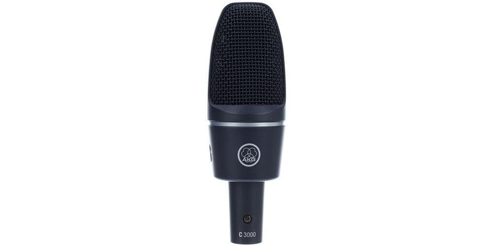 akg c 3000 microfono studio
