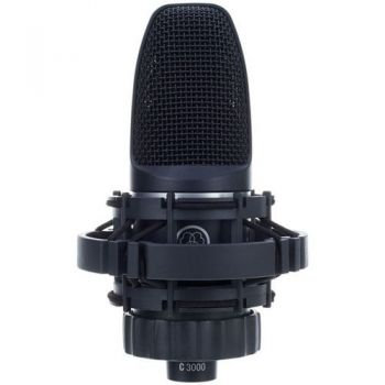 AKG C-3000 Microfono Condensador Estudio