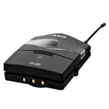 AKG WMS-420 PRESENTER SET Microfono Inalambrico Solapa, Banda A