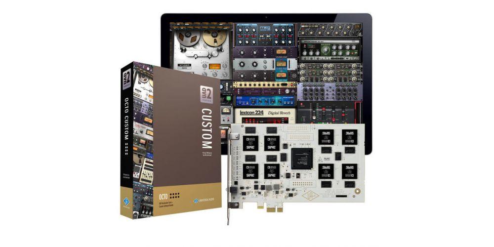 universal audio uad2 octo custom