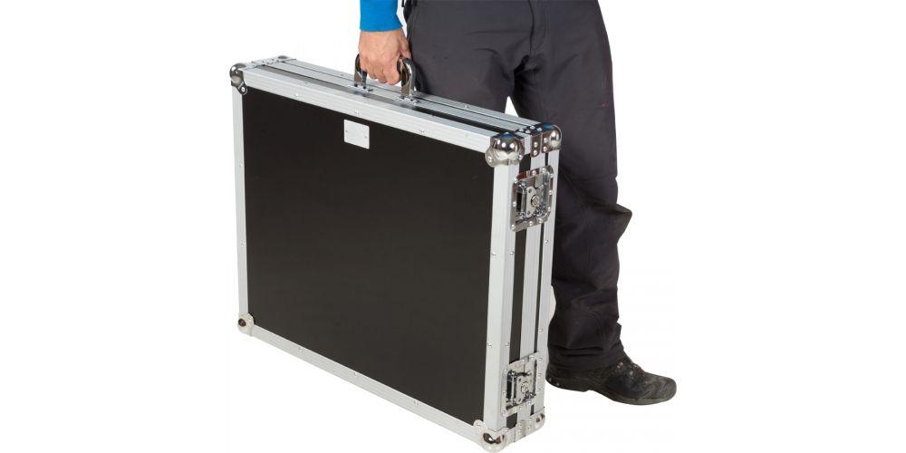 Walkasse WMC SL8 Flightcase Midi Controller DDJ-SX LTS
