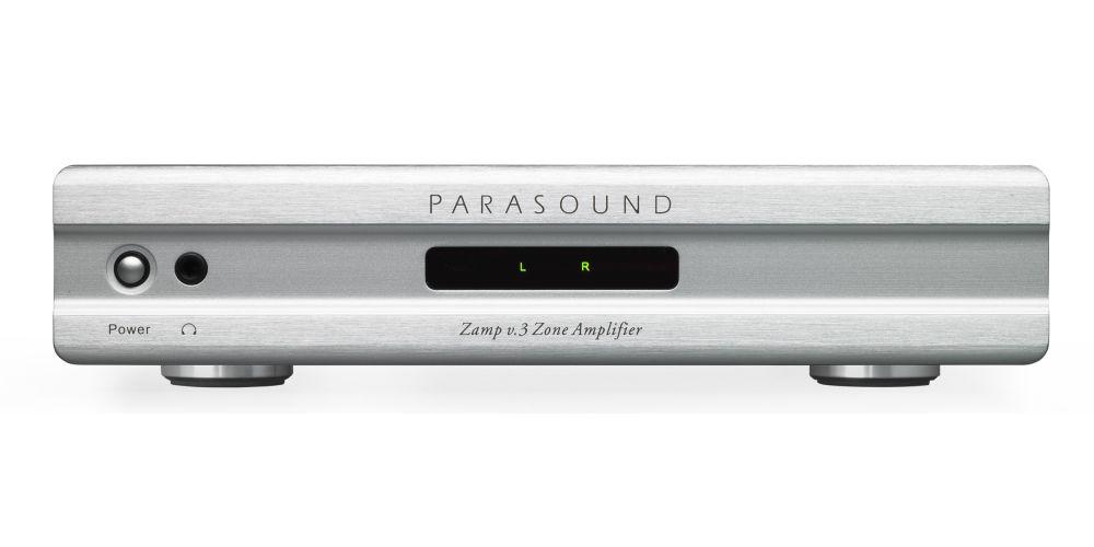 Parasound Z-Amp.V3 Silver