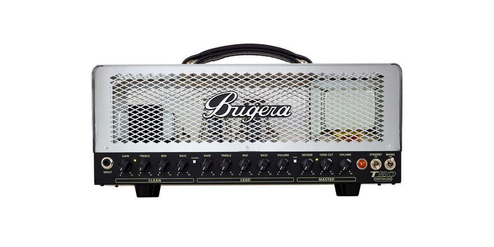 BUGERA T50 INFINIUM Cabezal Guitarra 50 W.
