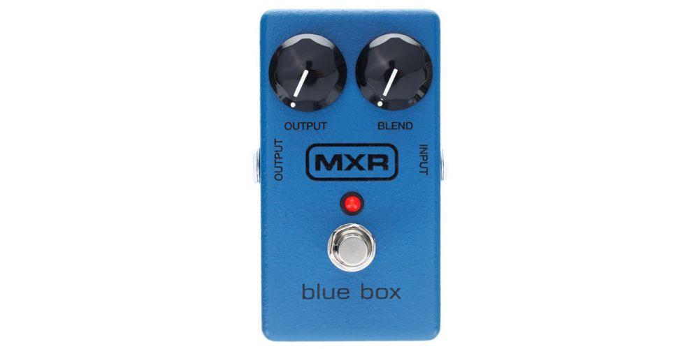 dunlop mxr m103 blue box front