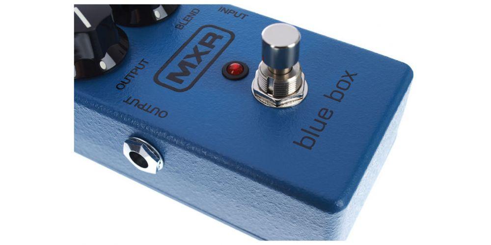 dunlop mxr m103 blue box push