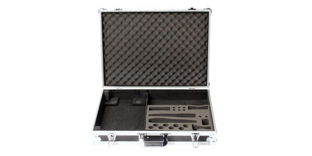 dap audio case for er216 wireless mic d7431b front