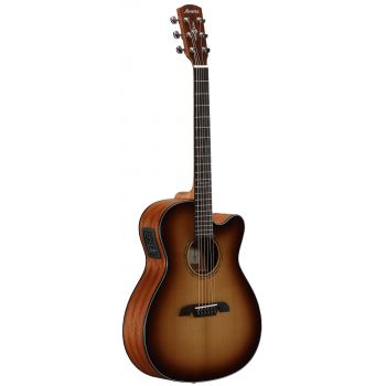 Alvarez AF60CE Artist Folk Sunburst Guitarra