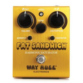 Way Huge WHE301 Fat Sandwich Pedal Distortion Pedal Efectos