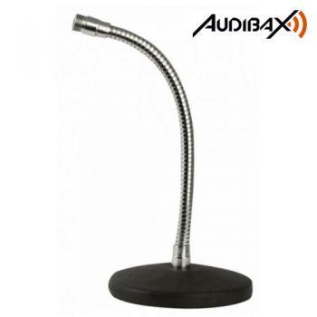AUDIBAX Soporte microfono Mesa Flexo SM46
