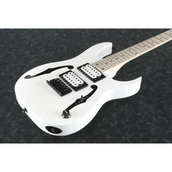 Ibanez PGMM31 WH Guitarra Eléctrica Paul Gilbert Mikro