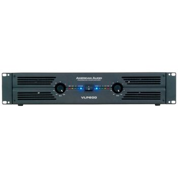 American DJ VLP600 power amplifier