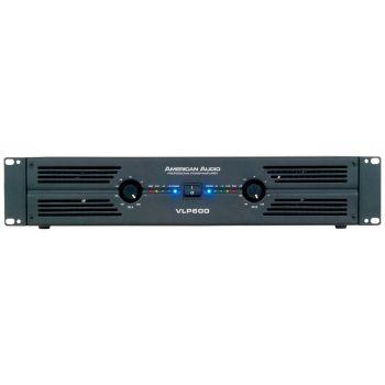 American DJ VLP600 power amplifier