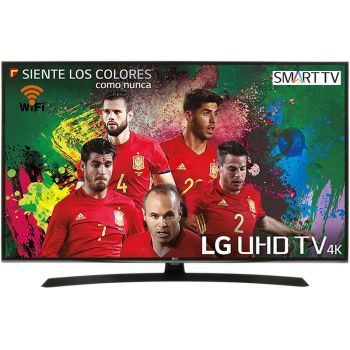 LG 49UJ634V Tv LED 4K 49 Pulgadas IPS Smart Tv