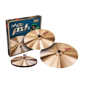 Paiste PST 7 LIGHT-SESSION SET 14-16-20