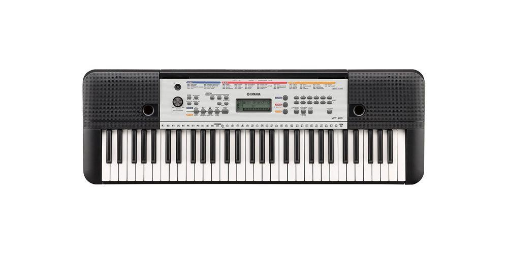 yamaha ypt 260 teclado