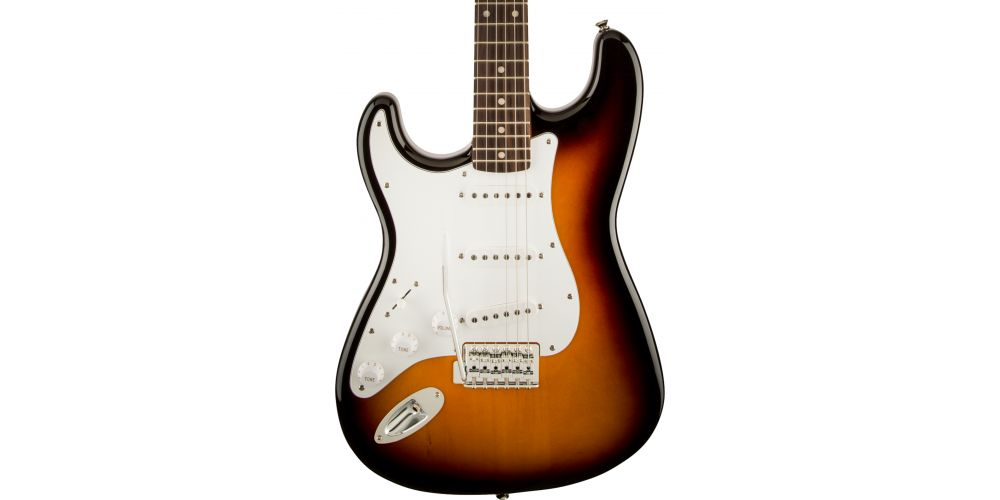 fender squier affinity serie frontal