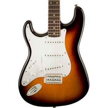 Fender Squier Affinity Stratocaster LRL Brown Sunburst LH