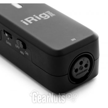 Ik Multimedia IRIG PRE HD ( REACONDICIONADO )