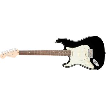 Fender American Pro Stratocaster Left-Hand Rosewood Fingerboard Black