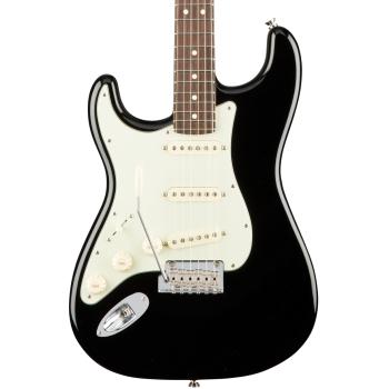 Fender American Pro Stratocaster RW Black LH