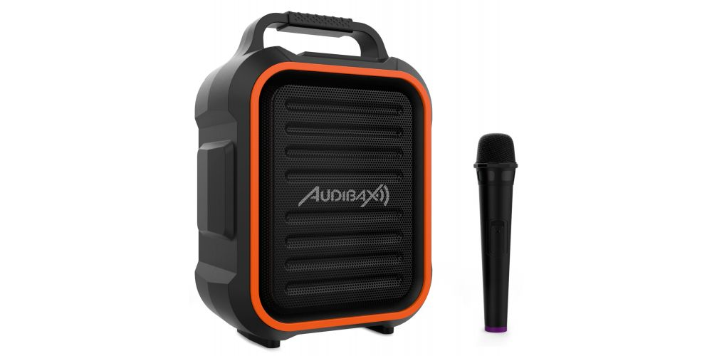 audibax denver combo 6 altavoz bluetooth micro