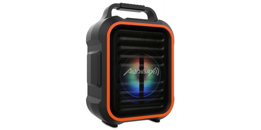 audibax denver combo 6 altavoz portatil