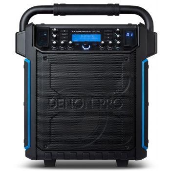 Denon Commander Sport Altavoz Amplificado Con Bateria
