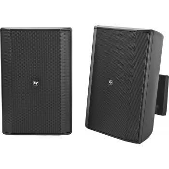 Electro-Voice EVID-S8.2B Altavoz Pasivo Pareja Negro