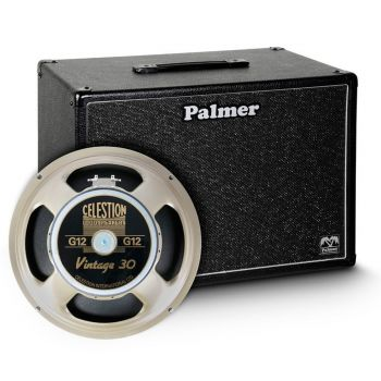 Palmer CAB 112 V30 B. Amplificador de Guitarra Eléctrica