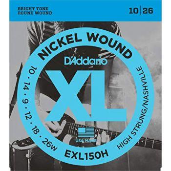 D´addario EXL150H Juego de cuerdas Para guitarra acústica/eléctrica