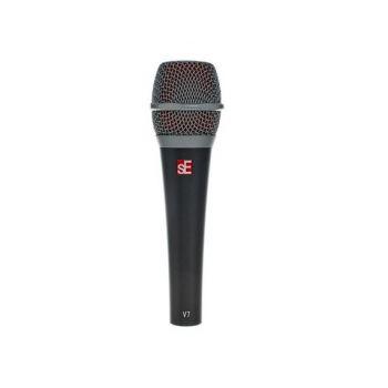 sE Electronics Micrófono dinámico de mano V7
