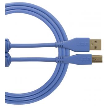 Udg U95002LB Ultimate Cable USB 2.0 A-B Azul 2 Metros
