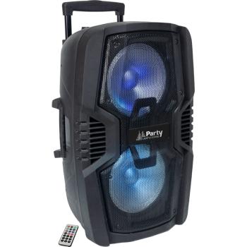 Party 210 LED Altavoz Portátil 2 X 10