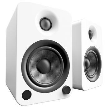 Kanto KANTO YU4 MATTE WHITE Altavoz Amplificado con Bluetooth