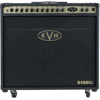 EVH 5150 III 50W EL34 2 x12 Black. Combo para Guitarra Eléctrica