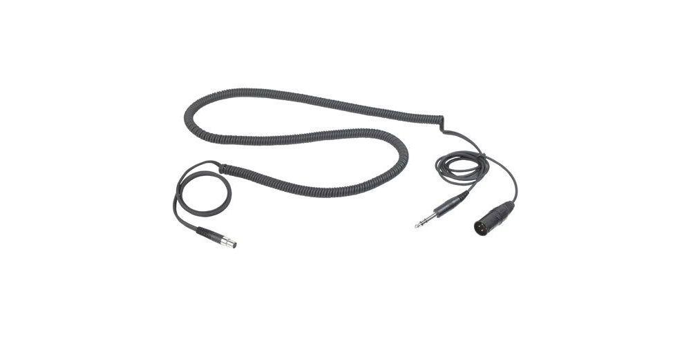 AKG MK-HS Studio D, Cable Conector XLR- Jack Serie HSD