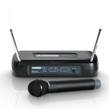 LD SYSTEMS ECO 2 HHD1 Microfono Inalambrico de Mano
