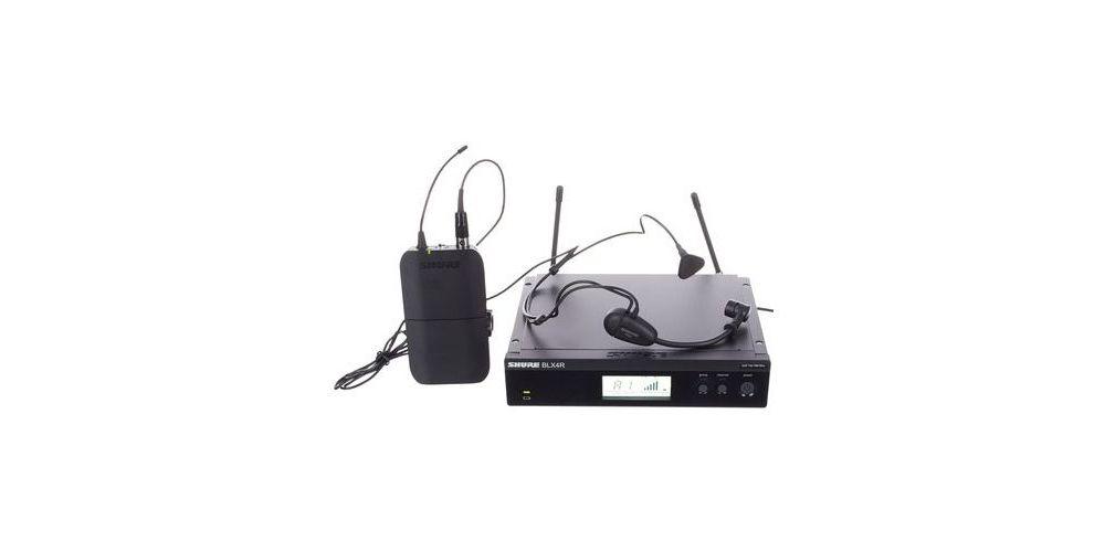 SHURE BLX14RE P31 Microfono inalambrico de Diadema