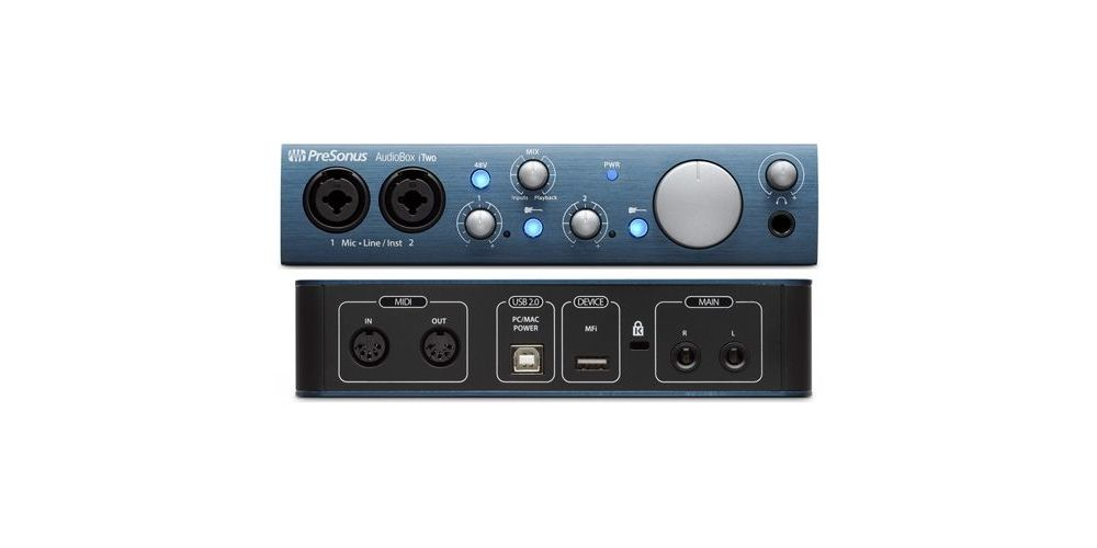 PRESONUS AUDIOBOX ITWO INTERFACE NEW