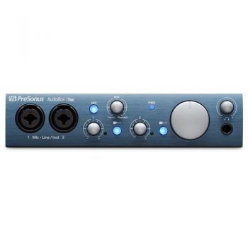 Presonus AUDIOBOX ITWO Interface de Audio