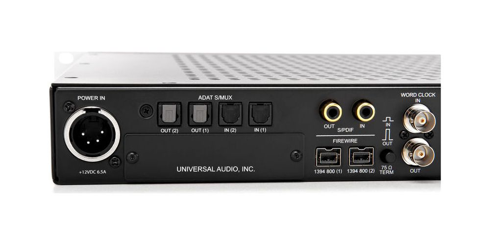 universal audio apollo quad detalle