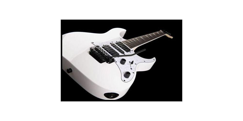 guitarra electrica ibanez rg 350 dxz white