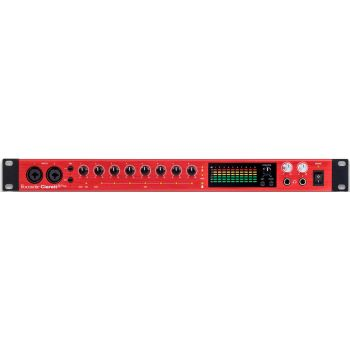 Focusrite Clarett 8 Pre Interface de Audio