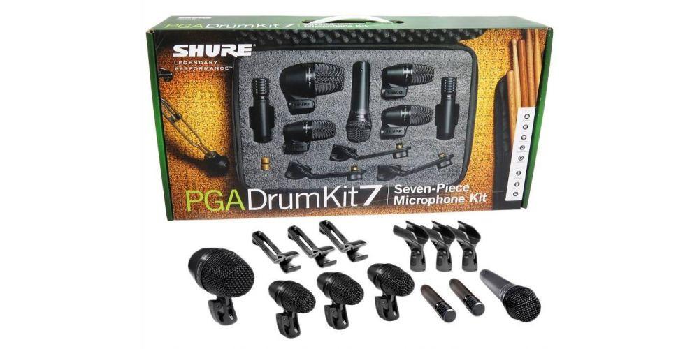 SHURE PGA DRUM KIT7