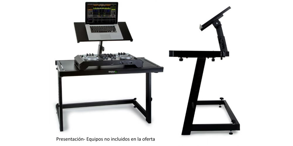 Ibiza DS20 DJ mesa